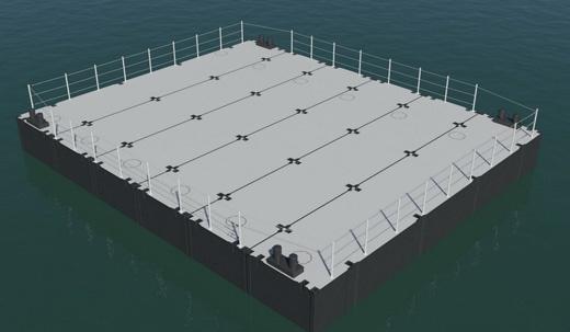 Modular Barge - Z Makina Teknolojisi A Ş